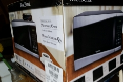 New in Box Microwave