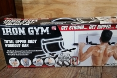 Iron Gym New in Bjox