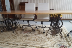 Antique-Sewing-Machine-Base-Table